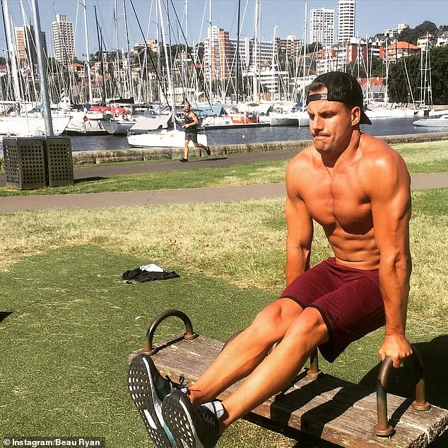EXCLUSIVE: Is Beau Ryan set to become the next Mark Wahlberg? Retired NRL star has announced he's launching a new gym chain that could rival F45 and is set to shake up the Australian fitness industry