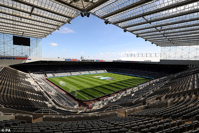 Fans want to make their voices heard after claiming the situation at St James' is 'unsustainable'