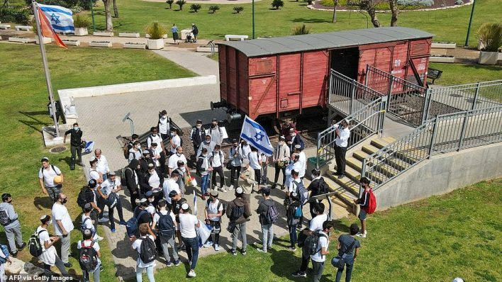 According to Israel's Central Bureau of Statistics, at the end of 2020 there were 179,600 people who are defined as Holocaust survivors living in Israel. A further 3,000 people were recognised as survivors in 2020, while 17,000 died, including 900 Covid-19 victims, in the last year