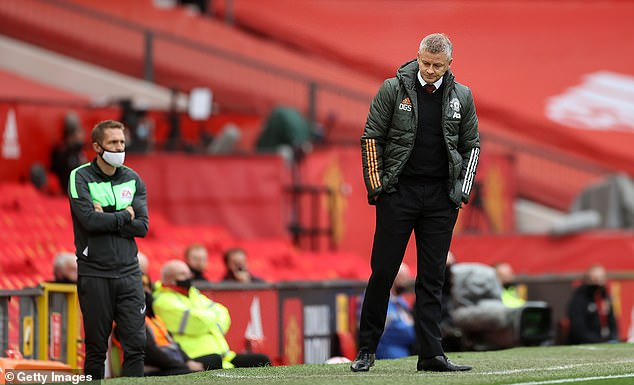 Solskjaer described it as his 'worst day ever,' with the defeat almost costing him his job