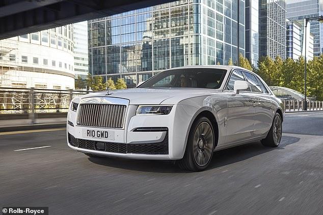 Fuerte: Rolls-Royce dijo que su cartera de pedidos se extendió hasta bien entrada la segunda mitad de este año