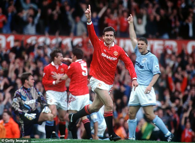 Old Trafford icon Cantona, known as 'The King', narrates the club's history from 1958 to 1999
