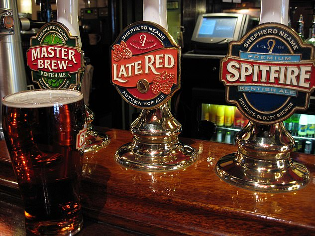 Britain's oldest brewer and the producer of Bishop's Finger Shepherd Neame is on AQSE