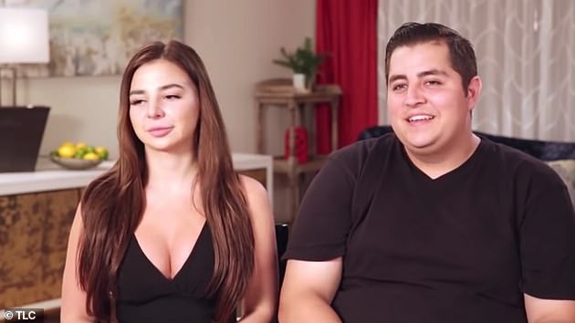 Split: Nava was released from prison in May and just a few months later filed for divorce from his 90 Day Fiance wife Anfisa Arkhipchenko