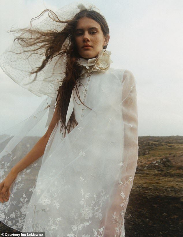 London-based ready-to-wear brand ERDEM announced the launch of their White Collection; a ready to wear bridal collection back in February