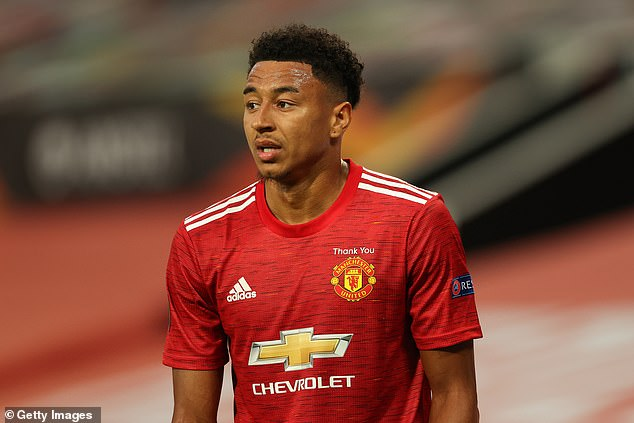 Manchester United man Lingard, now on loan at West Ham, took care of his younger siblings