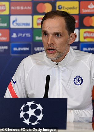 Paul Scholes says Chelsea (pictured, manager Thomas Tuchel) would be able to afford Haaland