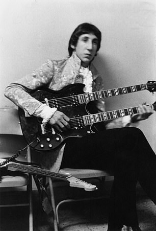 EP: Who's Pete Townshend