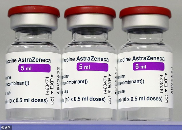 Experts claim many anti-vaxxer accounts remain on the sites and are exploiting the latest questions over the side effects of the AstraZeneca jab