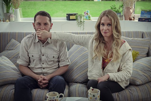 Husband-and-wife comedians Jon Richardson and Lucy Beaumont have poured their hearts into this mock documentary about their domestic life