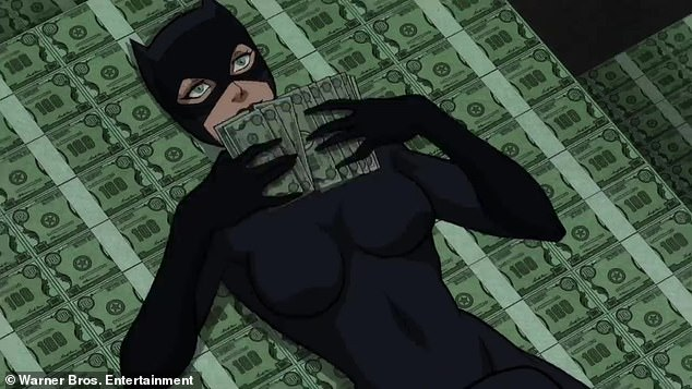 Catwoman:The two-part animated film is based on the 1996-1997 13-issue comic book limited series written by Jeph Loeb, which takes place during Batman's early days of crimefighting in Gotham City, with Rivera voicing Selena Kyle a.k.a. Catwoman