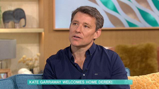 Ben Shephard comments on 'remarkable' recovery of Derek Draper