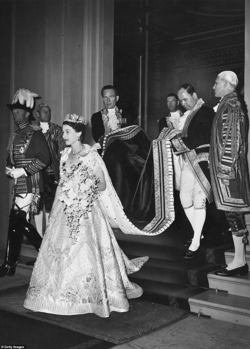 The Duke of Edinburgh faced particular opposition when he pushed for the coronation of the Queen to be televised to the masses in 1953