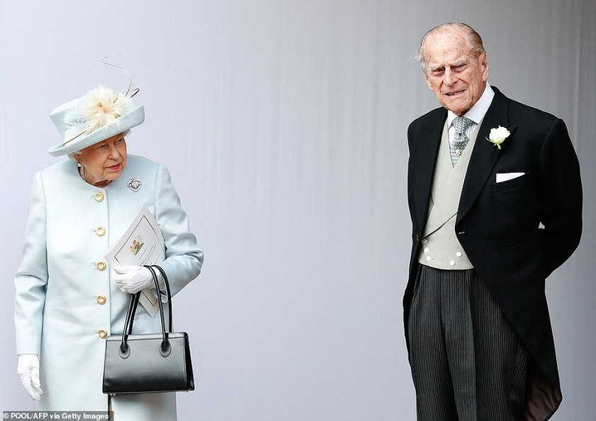 But how accurate was The Crown's portrayal of the Prince Philip, who the Queen described today as her 'strength and guide' throughout their 73-year marriage and her 69-year reign? (pictured, in 2018)
