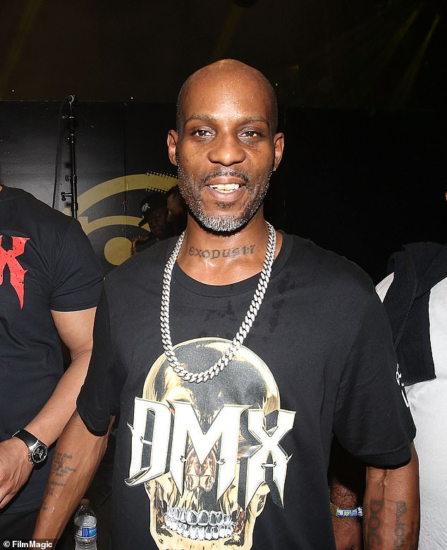 DMX has died age 50 one week after his overdose