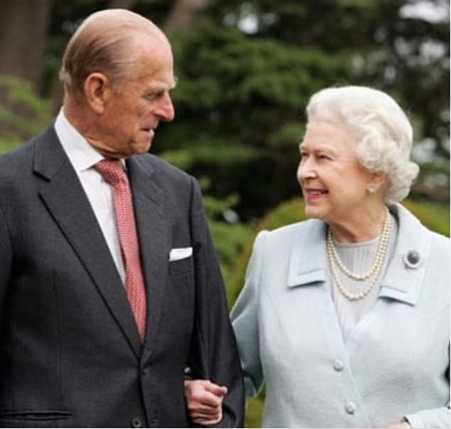 The Royal Family's statement said: 'It is with deep sorrow that Her Majesty The Queen announces the death of her beloved husband, His Royal Highness The Prince Philip, Duke of Edinburgh. His Royal Highness passed away peacefully this morning at Windsor Castle. Further announcements will made in due course. The Royal Family join with people around the world in mourning his loss'