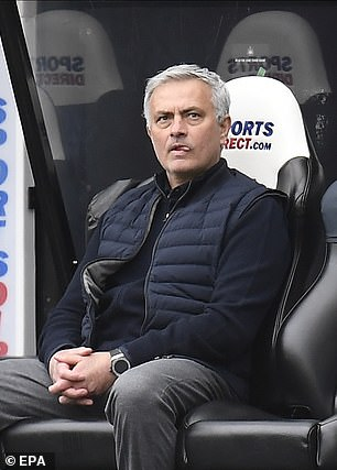 Tottenham manager Mourinho and Solskjaer traded verbal blows on Friday