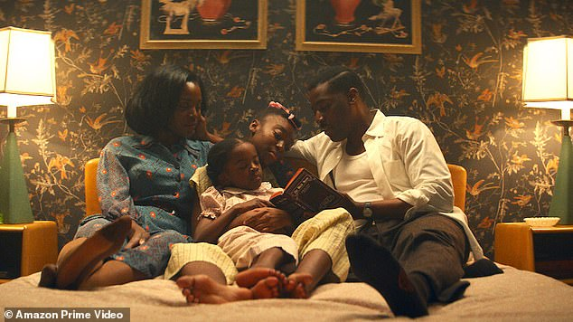 The new horror series tells the fictional story of a black family who moved from North Carolina to an all-white neighborhood in Compton, Los Angeles, during the great migration of the 1950s.