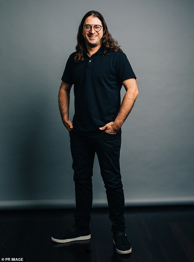 Big plans: `` I think it's scheduled to be released on time, '' label new CEO Matt Gudinski, 36, said. [pictured], News Corp told News Corp on Sunday.