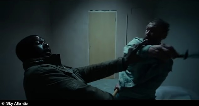 Getting stuck in: The fight scenes are often presented as carefully choreographed set pieces