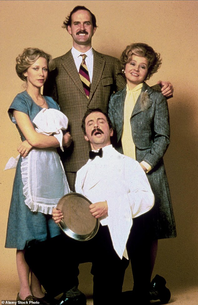 Scottish nationalism is like one long episode of classic 1970s comedy Fawlty Towers