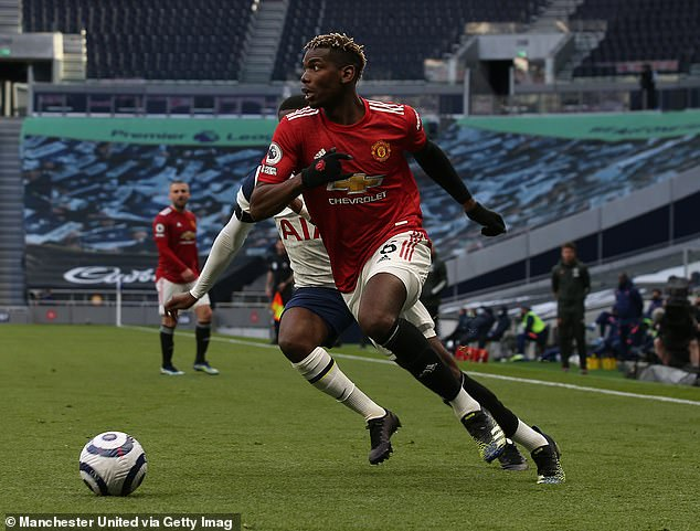 Ighalo also urged Old Trafford chiefs to do all they can to keep midfielder Paul Pogba