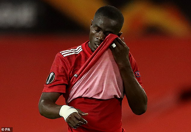 Eric Bailly is ready to leave Manchester United this summer rather than sign a new contract