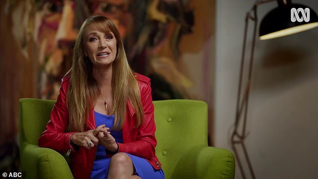 'I was terrified': Actress Jane Seymour (pictured), 70, revealed the moment she was sexually harassed by a producer in Hollywood in her 20s on ABC's Anh's Brush With Fame on Tuesday
