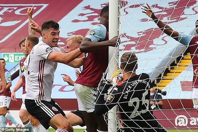 The inability of VAR to get involved when goal line technology failed in a match between Aston Villa and Sheffield United in June 2020 exposed a failing