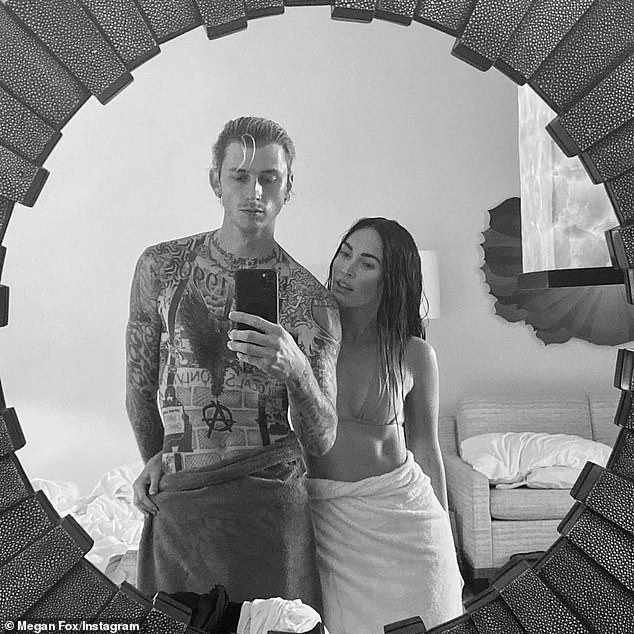 Future: A source told People on Tuesday that the actress, 34, and musician, 31, were planning `` a future together '' as he spent more time with his three sons: `` Colson is learning to know your kids, '' referring to the star's real name: Richard Colson Baker