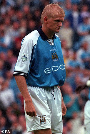 Alf-Inge Haaland spent time at Man City as a player