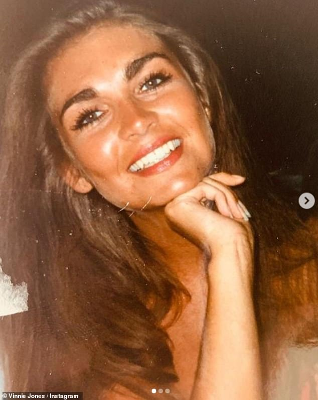 Her love: The footballer-turned-actor, 56, married Tanya in 1994, but she tragically died in July 2019 after a six-year battle with cancer.
