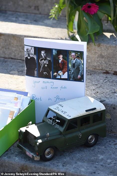 Prince Philip tributes
