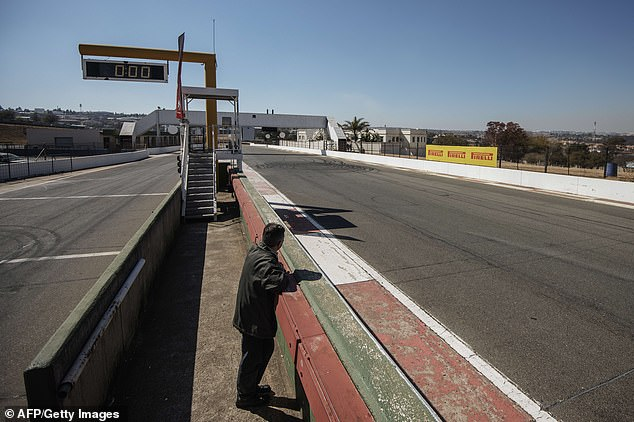 Kyalami has not been revisited but its owner has expressed an interest in hosting. Meanwhile, a street circuit in Cape Town and a track in Marrakesh, Morocco, has been mooted