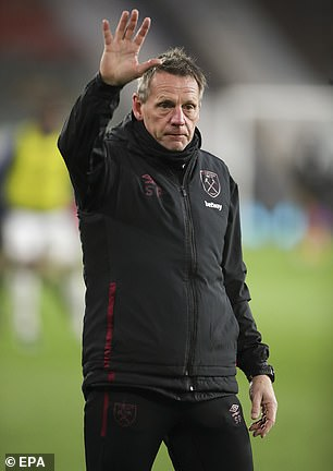 He is now assistant manager at West Ham