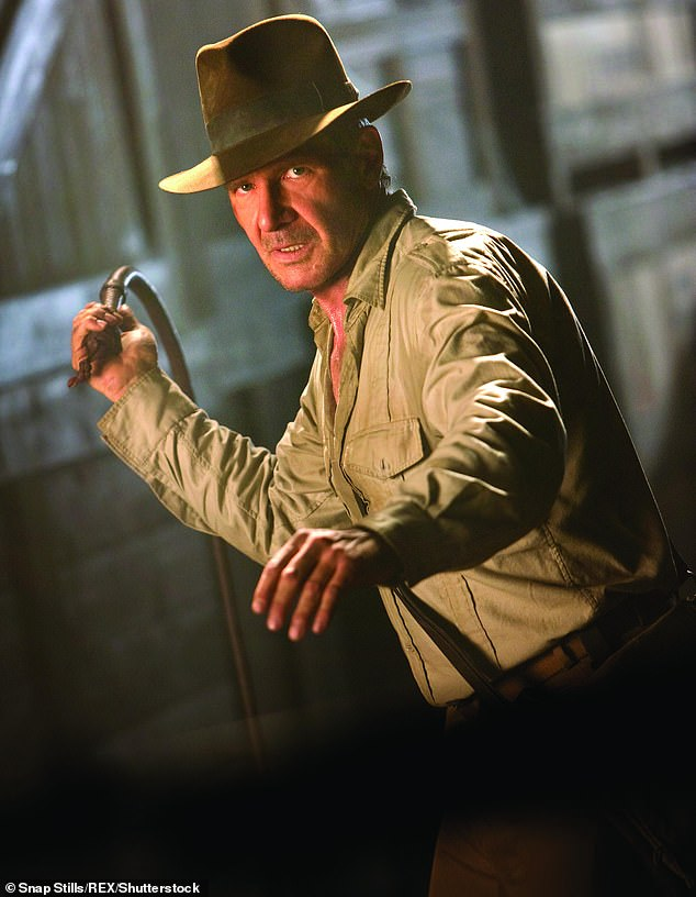 You can't win them all: Indie got the reboot treatment again in 2008 with Indiana Jones and the Kingdom of the Crystal Skull (pictured), which was criticized by fans and critics alike