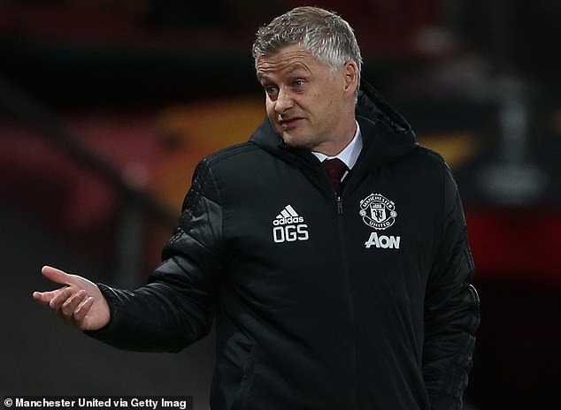 Red Devils boss Ole Gunnar Solskjaer could be in the market for a striker this summer