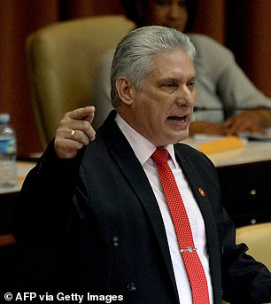 Current President Miguel Diaz-Canal, 60, will take over leadership of the Communist Party of Cuba
