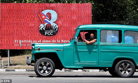 Cuba is currently holding its VIII Congress of the Communist Party of Cuba being held between April 16 and April 19