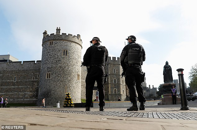 Thames Valley Police said they had put in place a series of visible and covert security measures for Saturday