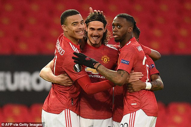 Roma will now meet Manchester United in the last four, after they eased past Granada