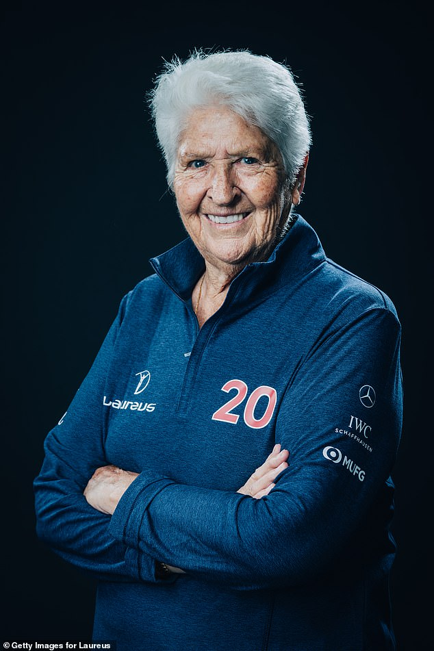 Dawn Fraser (pictured) is regarded as one of Australia's greatest sporting legends, but out of the pool, her life has been filled with pain and trauma