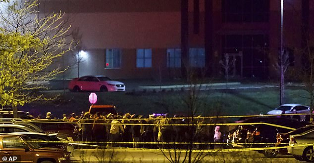 In the early hours of Friday morning, more than 100 frantic relatives of warehouse workers rushed to the scene before being told to wait at a nearby hotel for news on the victims.