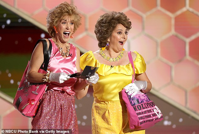 New gig: Comedy vets Kristen Wiig and Annie Mumolo are set to team up with Disney for a live-action Cinderella Evil Stepsisters film that is currently in early development per Deadline