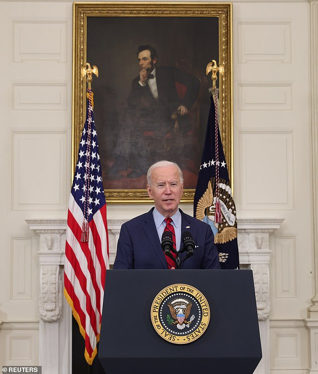 'Gun violence is an epidemic in America. But we should not accept it. We must act,' President Joe Biden said in a White House statement following the shootings in Indiana