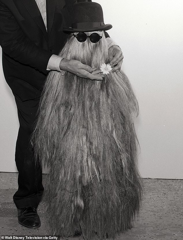 "Icon status: The 3'11"" the actor and stuntman was 84 and suffered from pancreatic cancer, according to TMZ;  he is depicted as Cousin Itt"
