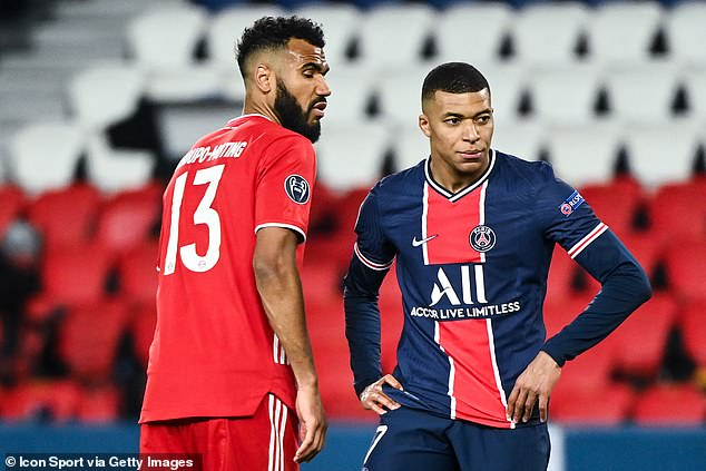 Madrid are reportedly intent on capturing Mbappe this summer before adding Haaland in 2022