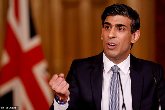 Chancellor Rishi Sunak said last year: 'Our greatest currency as an economy is confidence.'