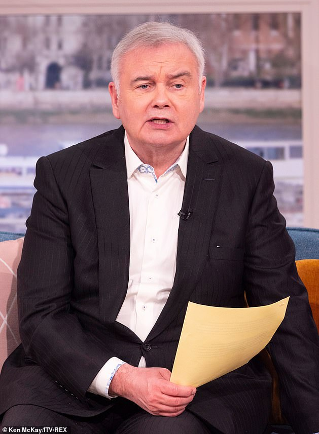 Source of the pain:Eamonn first spoke about his dislocated pelvis back in March and had an MRI scan this month to have further tests done after being left in chronic pain (stock image)