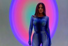 Khloe Kardashian lives out her 'avatar' fantasies as she flaunts her curves in a spandex jumpsuit